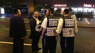 On Patrol with North London's Orthodox Jewish Crime Fighters