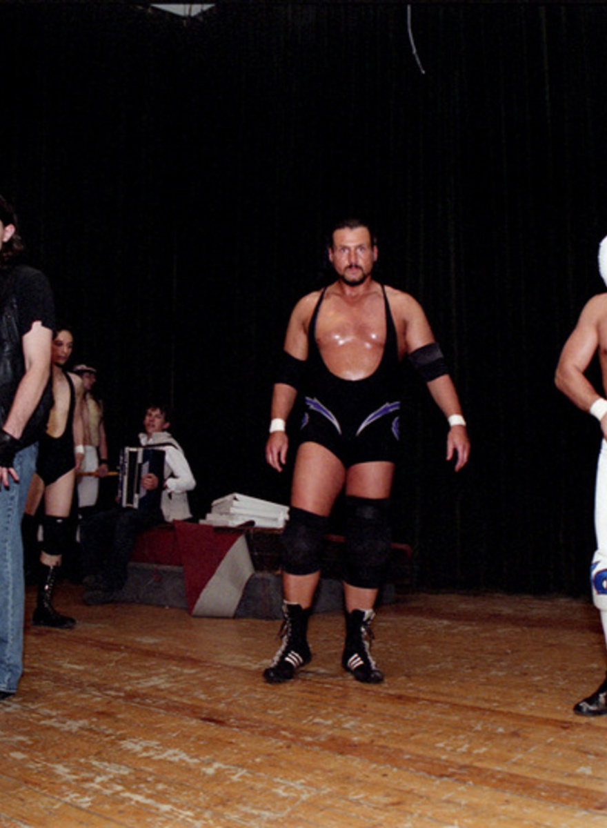 The Pitfalls of Setting Up Poland's First Professional Wrestling Federation