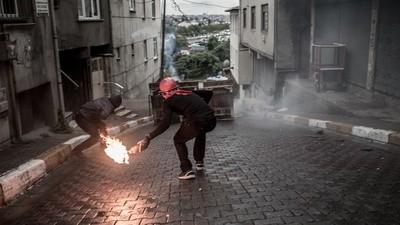 A todo gas con el primer aniversario de las protestas del parque Gezi