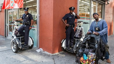Gentrification Comes to LA's Skid Row, and the Homeless Get the Shaft