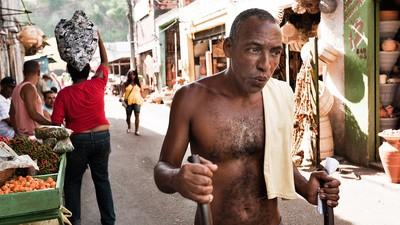 Fotbalový šampionát zničil největší brazilské tržiště