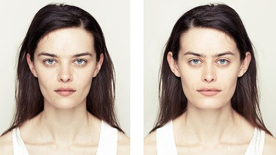 Is a Symmetrical Face Actually More Beautiful?