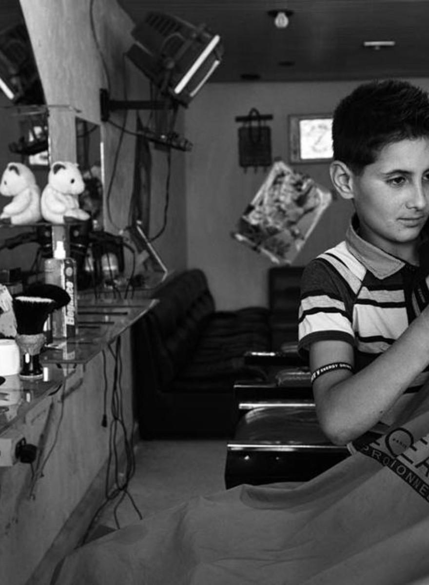 Le vite dei giovani profughi siriani in Libano