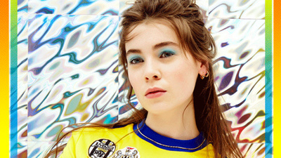 A Fashion Love Letter to Those Shiny Soccer Stickers