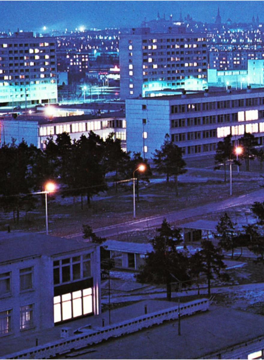 Deze Zweed is dol op Estland in de Sovjettijd