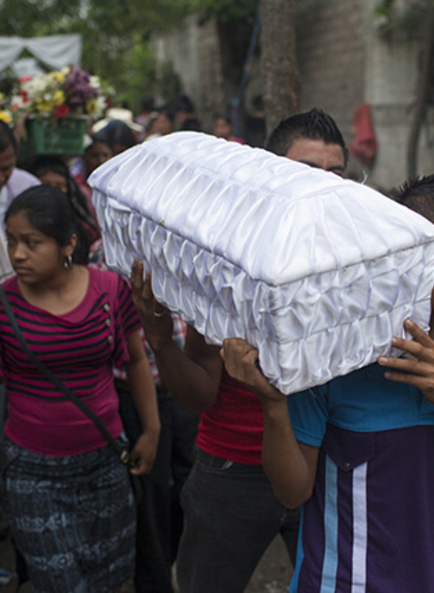 A Funeral for Manuel, 32 Years After the Guatemalan Massacre That Killed Him