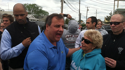 Chris Christie Is the Candidate of the Bro
