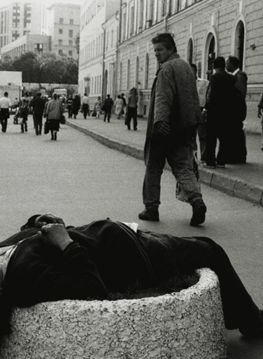 Down and Out in Moscow - obdachlos im postsowjetischen Russland