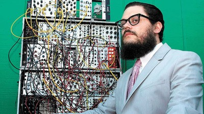 M. Geddes Gengras Makes Electronic Music for the Last Wild Indian
