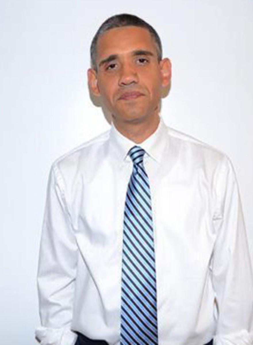Louis Ortiz is de geloofwaardigste Obama-imitator van Amerika