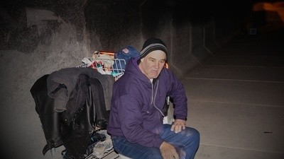 Inside the Tunnels Las Vegas's Homeless Population Calls Home