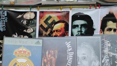 Luister Indonesië, Hitler was geen guerrillaleider of grungeheld