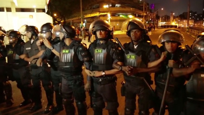 Chaos in Brazil: On the Ground at the World Cup - Part 1