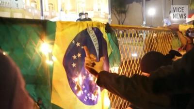 Contra la Copa: el otro lado del Mundial en Brasil