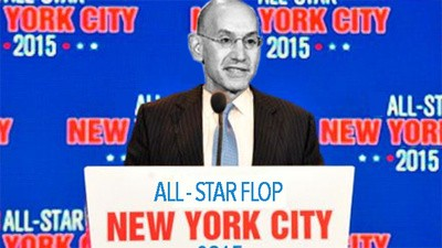 The 2015 NBA All-Star Flop Challenge