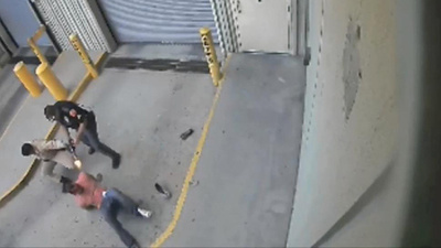 El Paso Police Released Video of a Cop Executing a Handcuffed Man
