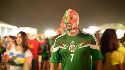 Empate a cero, el marcador de la frustración brasileña ante México
