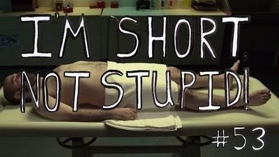 I'm Short, Not Stupid: 'I'm a Mitzvah'