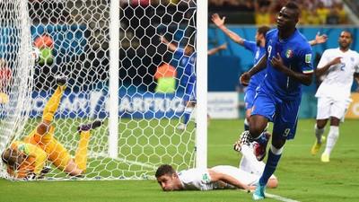 Play by play: Inghilterra-Italia 1-2
