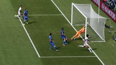 Play by Play: Italia-Costa Rica 0-1