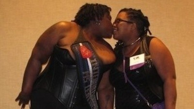 Black Boots and Big Booties at the International Ms. Leather and International Ms. Bootblack Contest