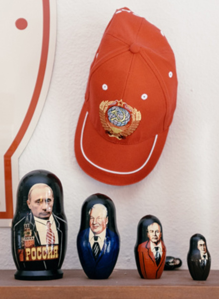 """""""Der hat immer Bier getrunken, nie Schnaps""""—Auf Putins Spuren in Dresden"""