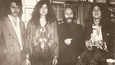 Led Zeppelin's Road Manager Is Still a Badass