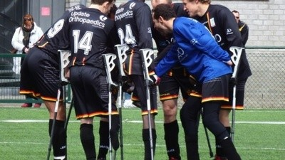 Amputee Soccer Teams Are Popping Up All over Europe