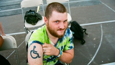 How One Deaf Man and Two Pals with Cerebral Palsy Got Down at Bonnaroo
