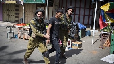Israel Killed Five Palestinians and Detained Over 400 in West Bank Raids
