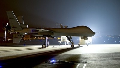 A Task Force of Military Types Just Called Out Obama's Endless Drone Wars