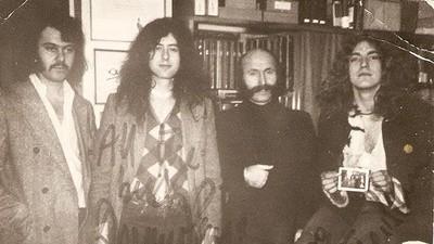 El productor de las giras de Led Zeppelin sigue siendo un rifado