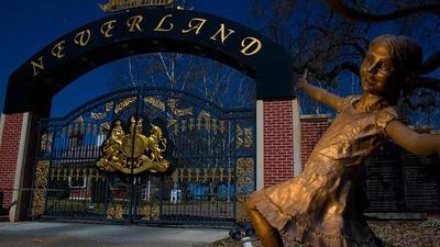 Urban-Exploring Michael Jackson's Neverland Ranch
