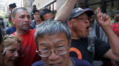 A Chinese Multimillionaire Duped New York's Homeless
