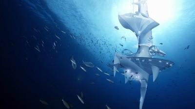 À la conquête des océans à bord d'un sous-marin géant !