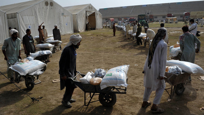 The Growing Humanitarian Crisis in Pakistan