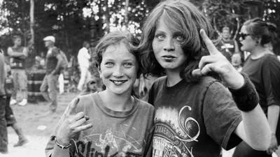 Los niños del Hellfest 2014