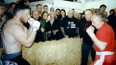 El bajo mundo del boxeo sin guantes en Reino Unido