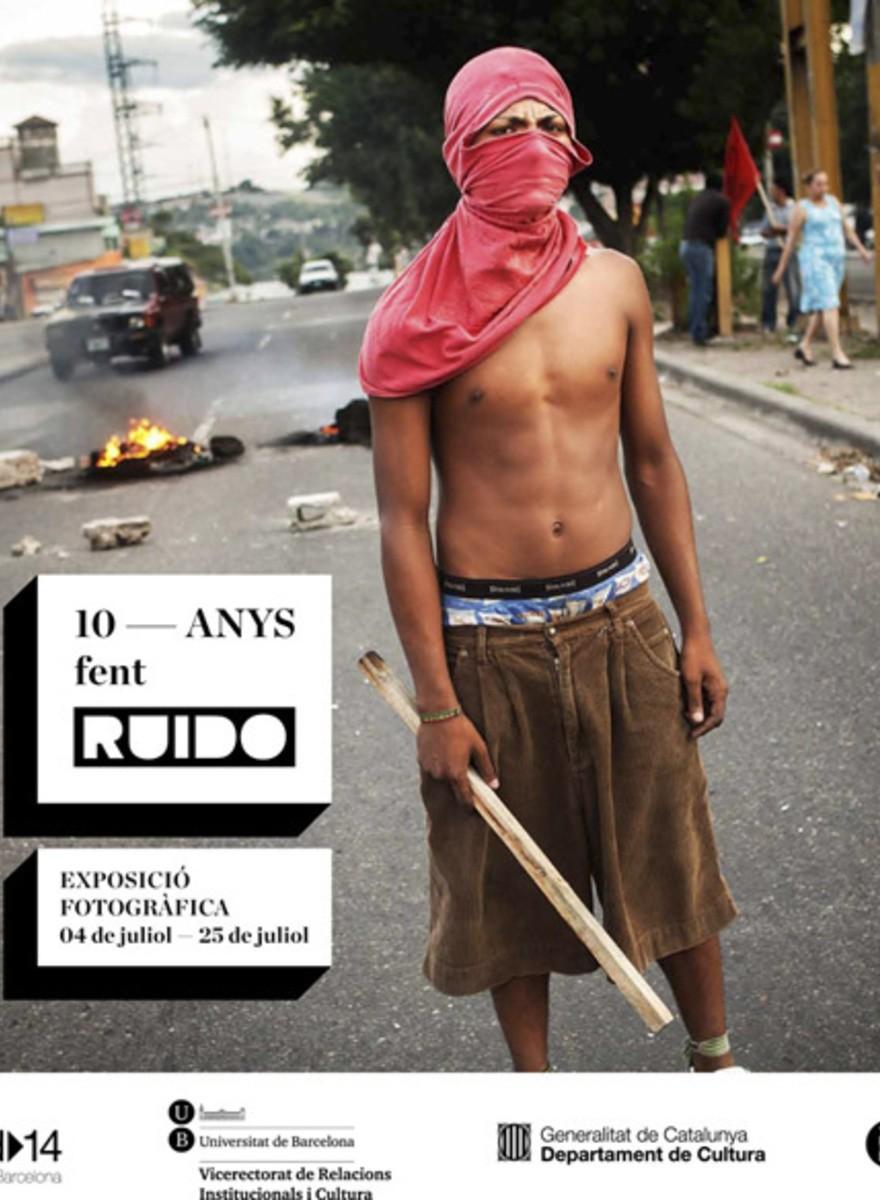 RUIDO Photo celebra sus 10 años con una expo en Barcelona
