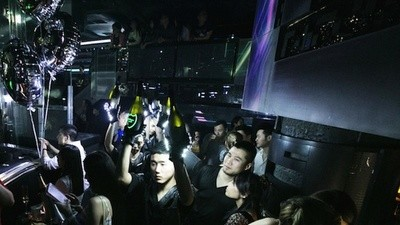 Clubbing with China's Cocky Young 1 Percenters