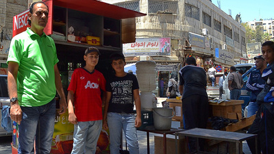 Syrian Children Become Young Breadwinners in Jordan