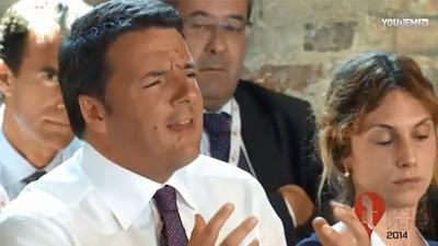 Il discorso di Matteo Renzi così come l'ha capito un inglese