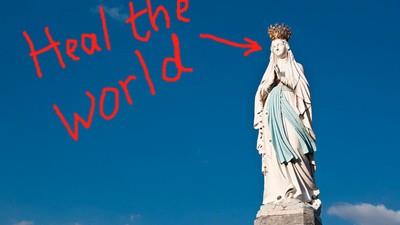 Je kan nu nog voor een zacht prijsje naar Lourdes via deze zorgverzekeraar
