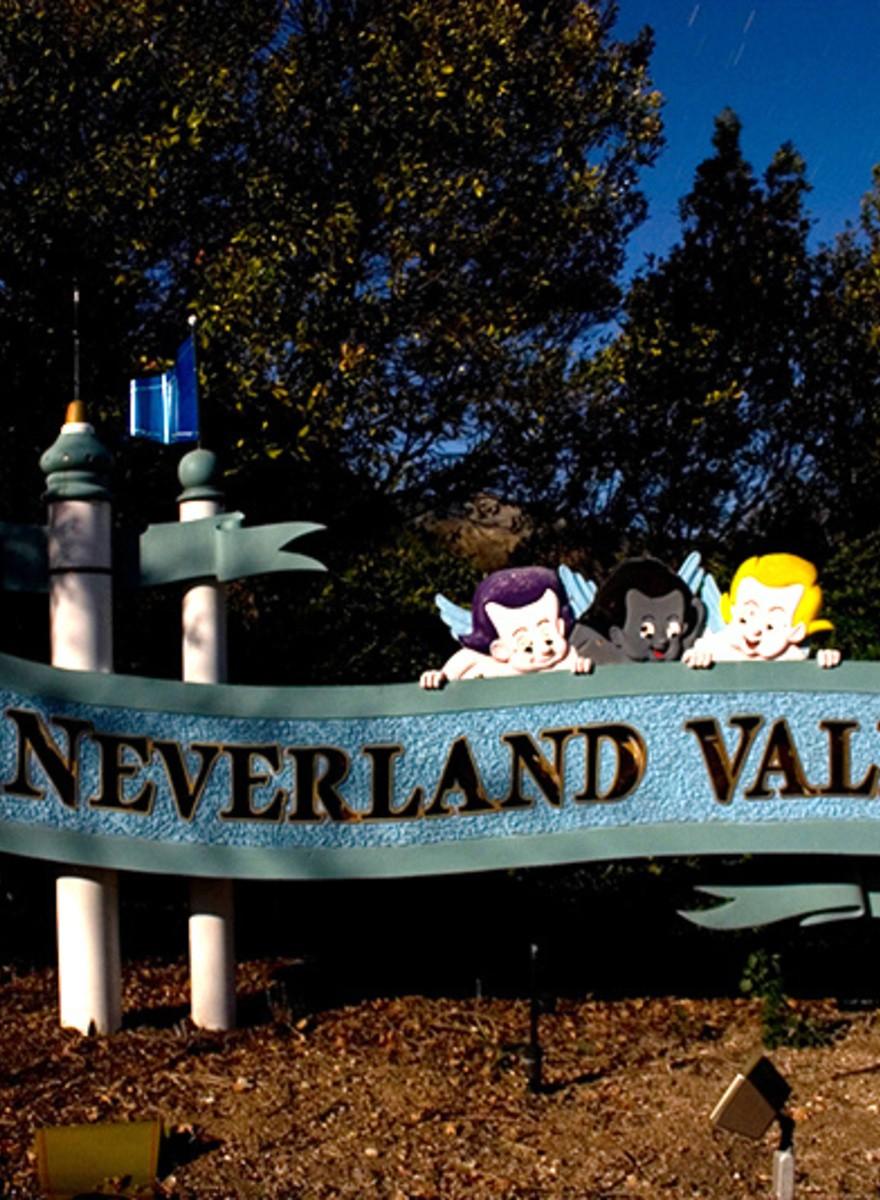 Más fotos del rancho Neverland de Michael Jackson
