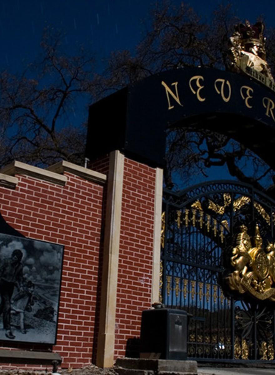 Mehr Fotos von Michael Jacksons Neverland-Ranch