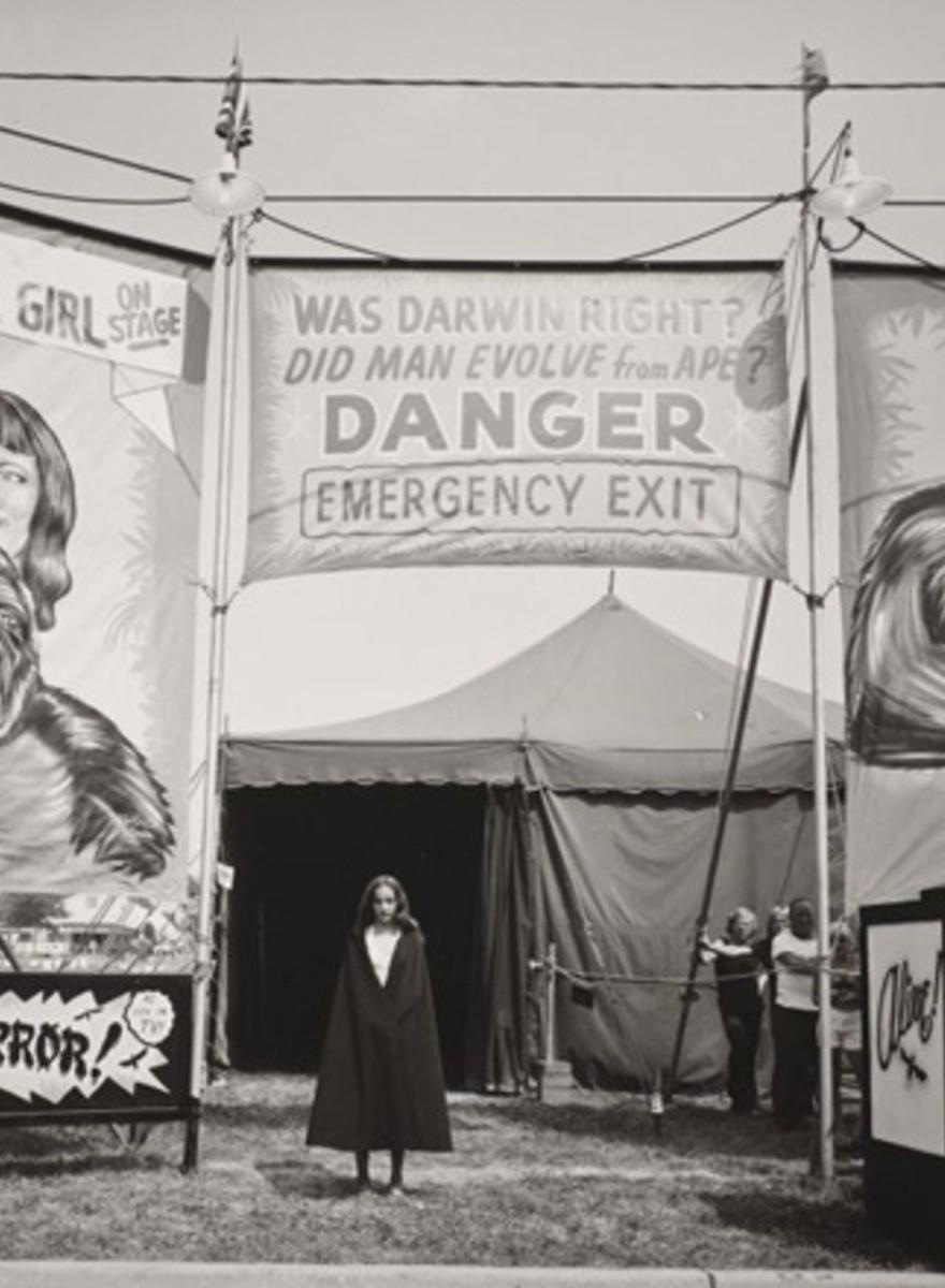 Randal Levenson: 'En busca de la chica mono'