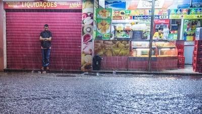 A Noite de Terça-Feira no Rio Foi Imensamente Deprê
