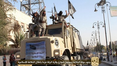 ISIS Stole Some Shiny New Weapons From the Iraqi Army
