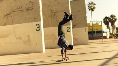 Kilian Martin es una máquina del skate