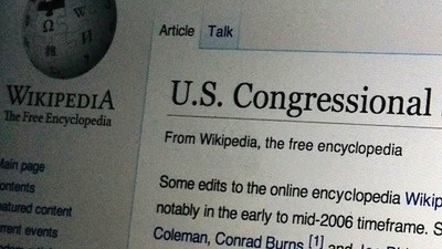 Meet the Twitter Bots That Tell You When Politicians Edit Their Own Wikipedia Articles